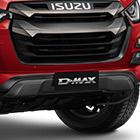 D-MAX front underbody spoiler