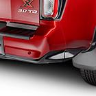 D-MAX rear underbody spoiler