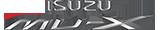 Isuzu MU-X' logo